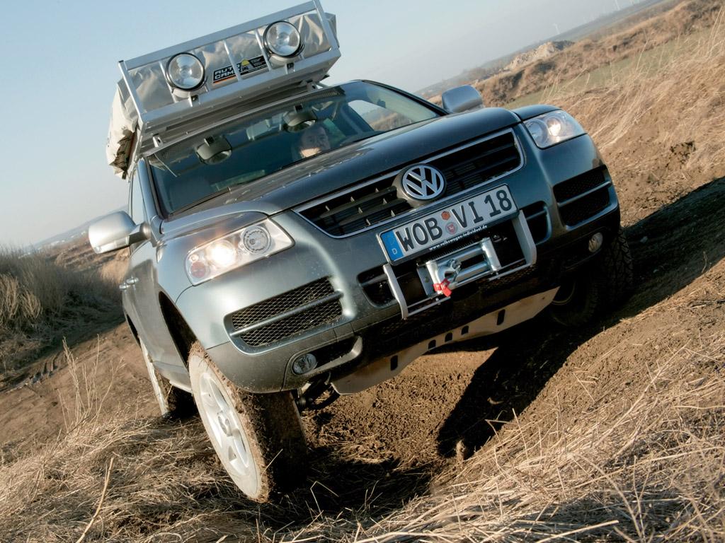 Все картинки Volkswagen Touareg Indi…